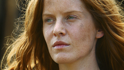 Rebecca Mader as Charlotte Staples Lewis in Lost
