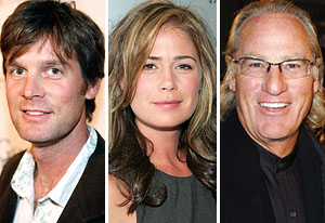 Peter Krause, Maura Tienery, Craig T Nelson