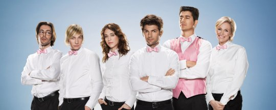 The Cast of Party Down