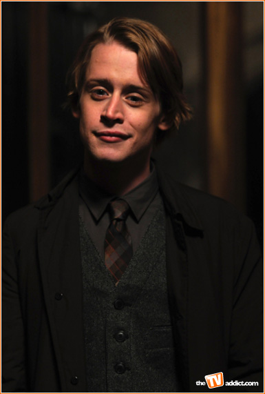 Macaulay Culkin as Andrew Cross on Kings