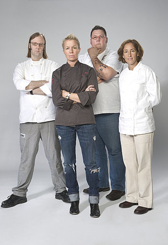 Upcoming Chef Masters