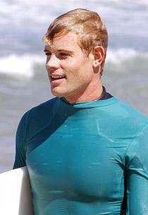Trevor Donovan on 90210
