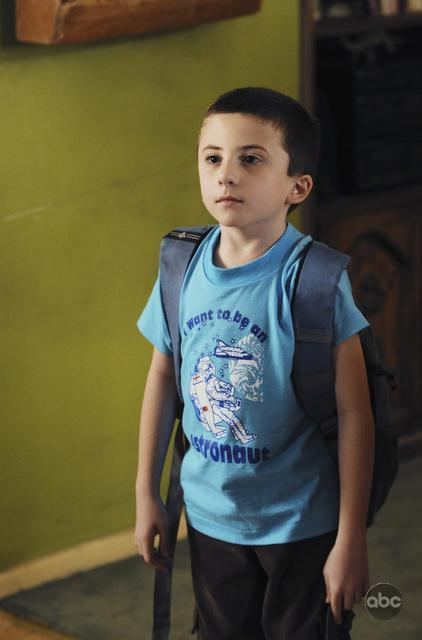 Atticus Shaffer as Brick